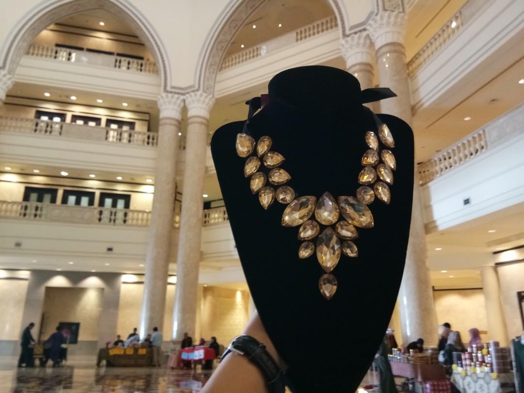 NECKLACE 007 (YELLOWISH GOLD)