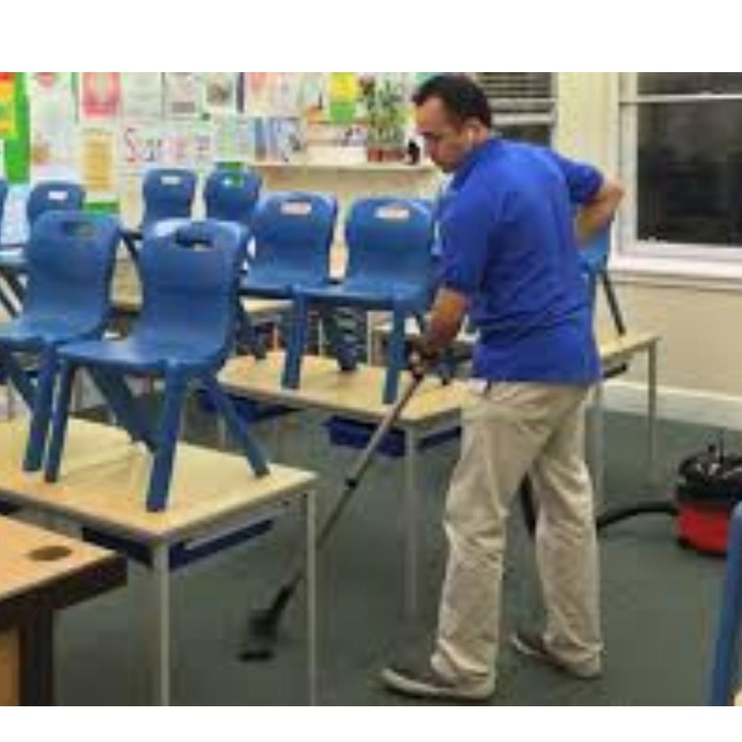 Tampines Part-time School Cleaner