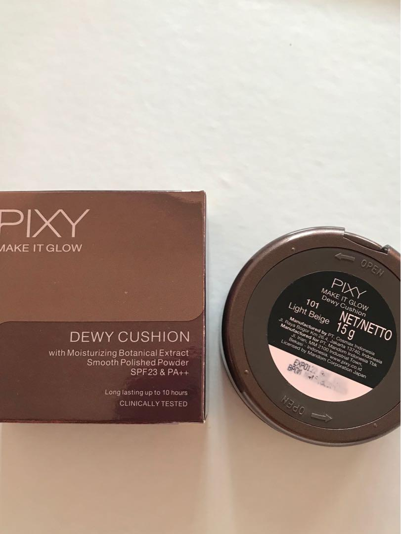 PIXY Dewy Cushion Make It Glow - Shade 101