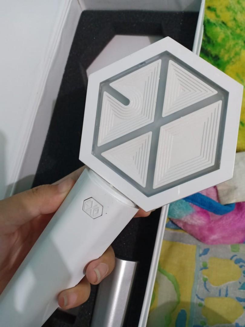 Preloved Exo Unofficial Lightstick Ver.2