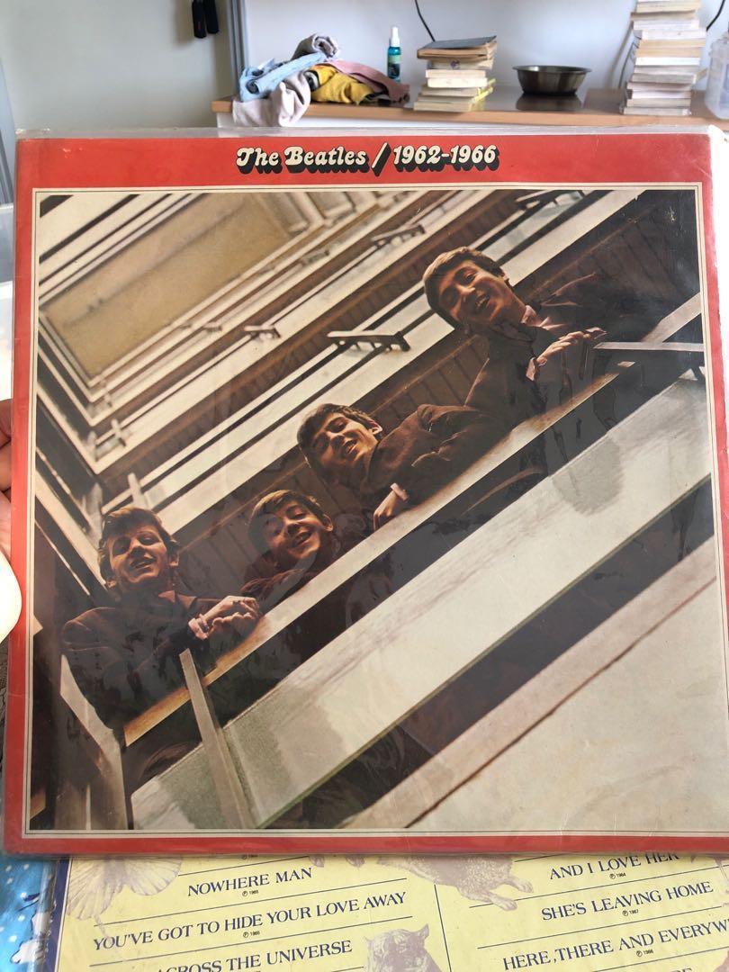 The Beatles/ 1962-1966