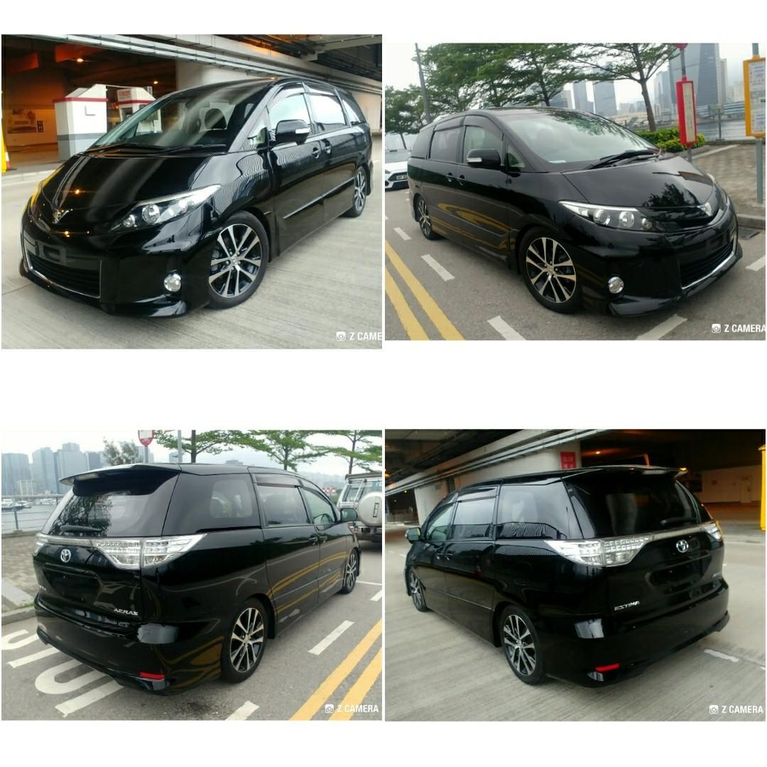 TOYOTA ESTIMA AERAS 2.4 Facelift 2012