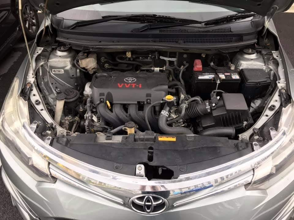 Toyota Vios 1.5 Auto J Spec TRD Bodykit Tahun 2014