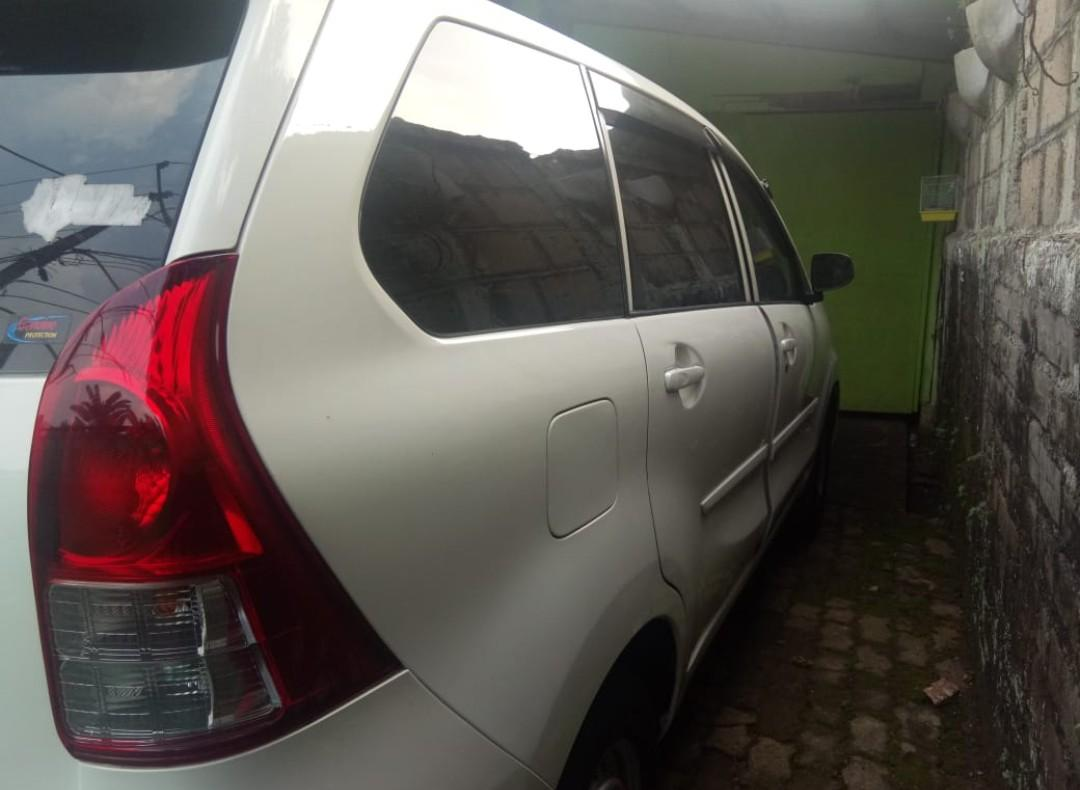 Xenia X 2014 manual cash 105