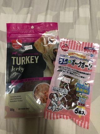 🚚 Turkey Jerky + friendLAND lamb sticks