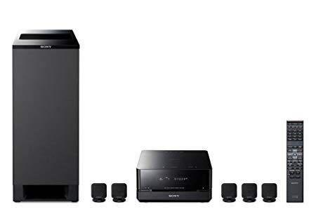 Sony DAV-IS50 home theater system 音響組合