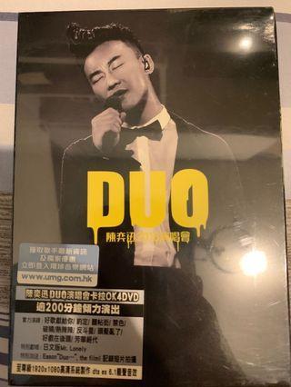 陳奕迅 Duo Live DVD