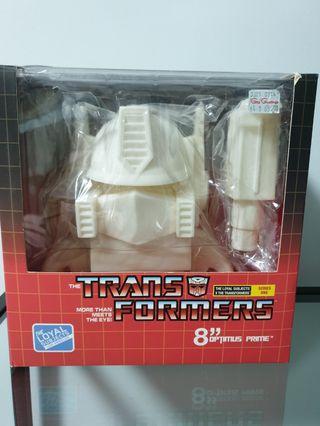 """8"""" Optimus Prime Transformers"""