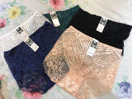Brand New High waisted Lace Underwear