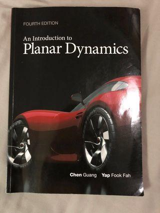 Introduction to Planar Dynamics