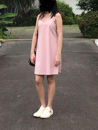 Astrid ruffles dress