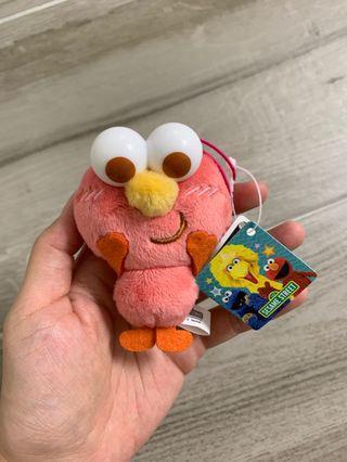 日本公仔 Sesame Street 芝麻街 Elmo