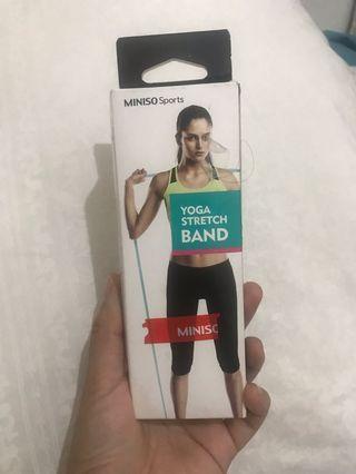 Miniso band yoga