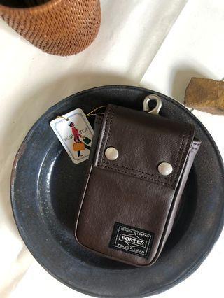 日本吉田Porter 保證正品 吊牌未拆 腰包 掛包