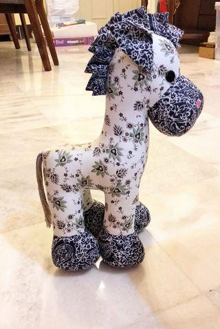 Horse Patch Soft Toy