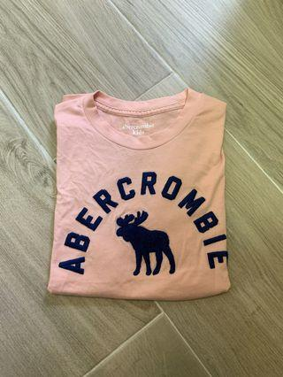 Abercrombie & Fitch tee A&F tee