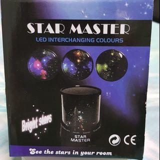 New LED Star Master