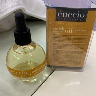 Cuccio salon size oil