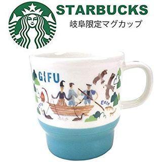 🎌日本🎌岐阜Starbucks 岐阜限定《紀念咖啡杯》【RingForest 雜貨屋】 咖啡杯 明古屋 白川鄉合掌村
