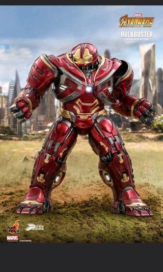 Hot Toys Hulkbuster PPS005
