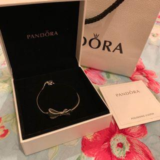 Pandora Bow Bracelet
