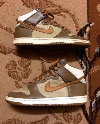 Authentic Preloved Nike Air Dunk High Cut Rare Color