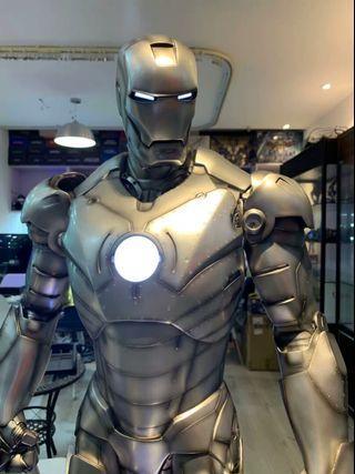 Ironman 1/2 mark2 mk2 非hottoys