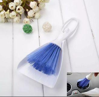 Pet cleaning dustpan small broom