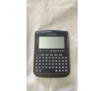 Creative HansVision PX2101 Chinese Dictionary