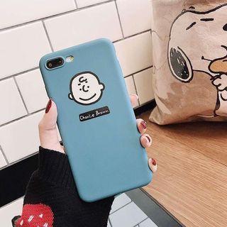 🚚 iPhone i6 4.7 查理手機殼