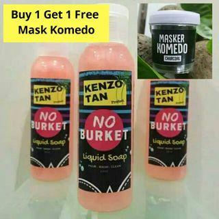 Kenzo Tan Sabun Ketiak atasi Bau Badan dan Keringat berlebih