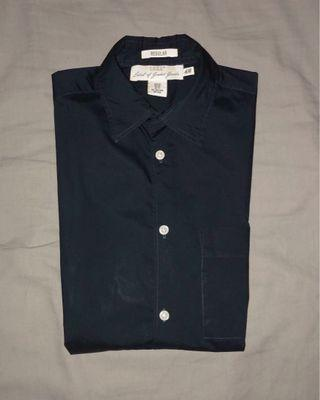 H&M Navy Blue Shirt #Carouraya