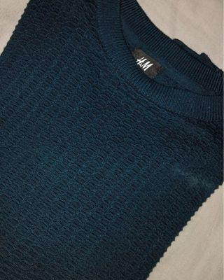 H&M Knitted Sweater #Carouraya