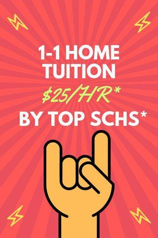 1-1 Affordable Home Tuition By Experienced Tutors