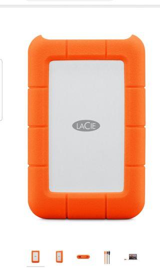 LACIE TUNDERBOLT USB -C