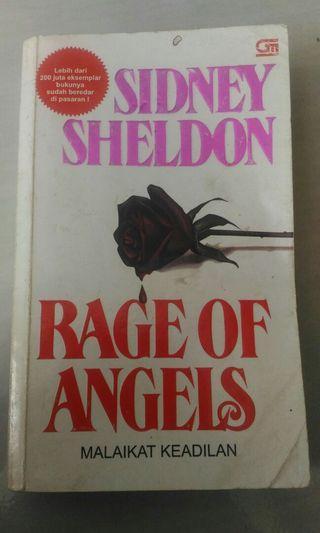 Novel Rage of Angels