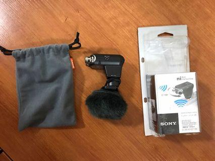Sony ECM-XYST1M 立體聲收音咪