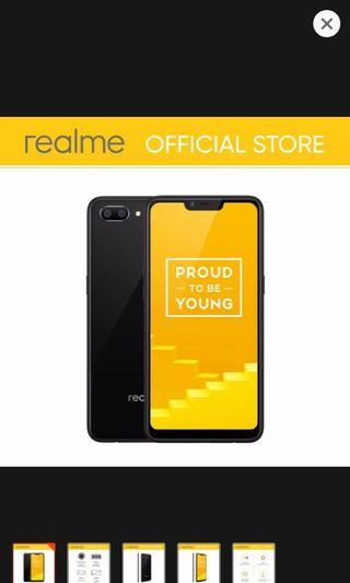 #Promosi Realme C1 (2+16GB+ 4230mAh Battery)