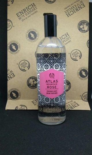 #mauthr The Body Shop Perfume Atlas Mountain Rose
