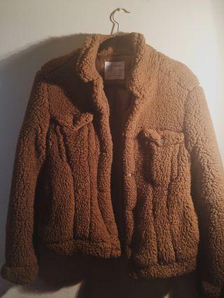 UO Teddy Jacket [PRICE DROP]