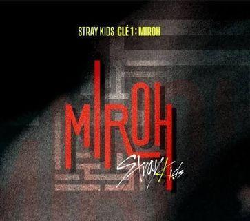 Stray Kids Miroh Sealed Album