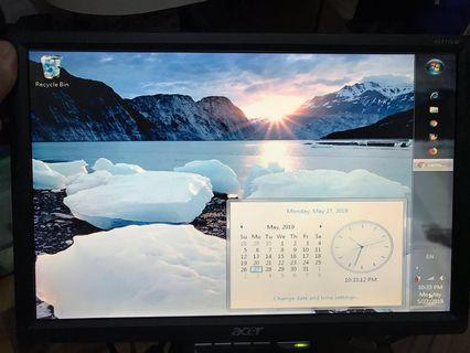 """🚚 Acer 17"""" Computer Monitor"""