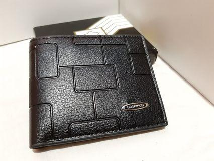 Men's wallets Pu leather classic