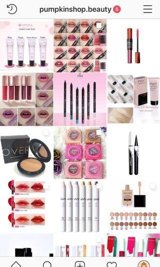 Makeup dan skincare