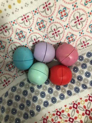 FREE WITH ANY PURCHASE EOS Lipbalm