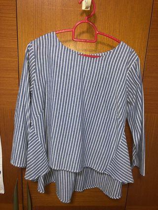 🚚 Striped Blouse