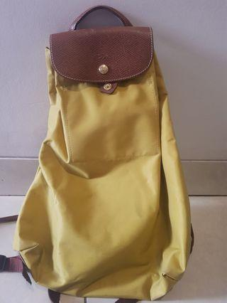 Tas backpack longchamp