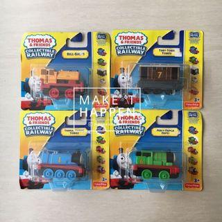 Mainan fisher price thomas and friends