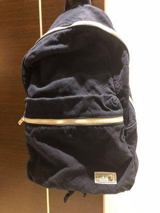 🚚 Vdlc 日本製 棉100% 後背包