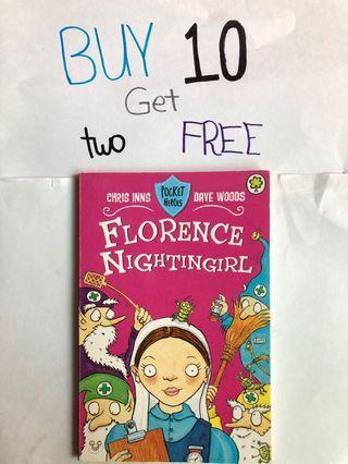🚚 Children Story Books - Florence Nightingirl